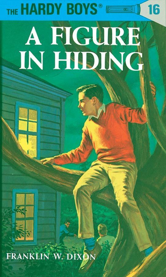 Hardy Boys 16: A Figure in Hiding als Buch