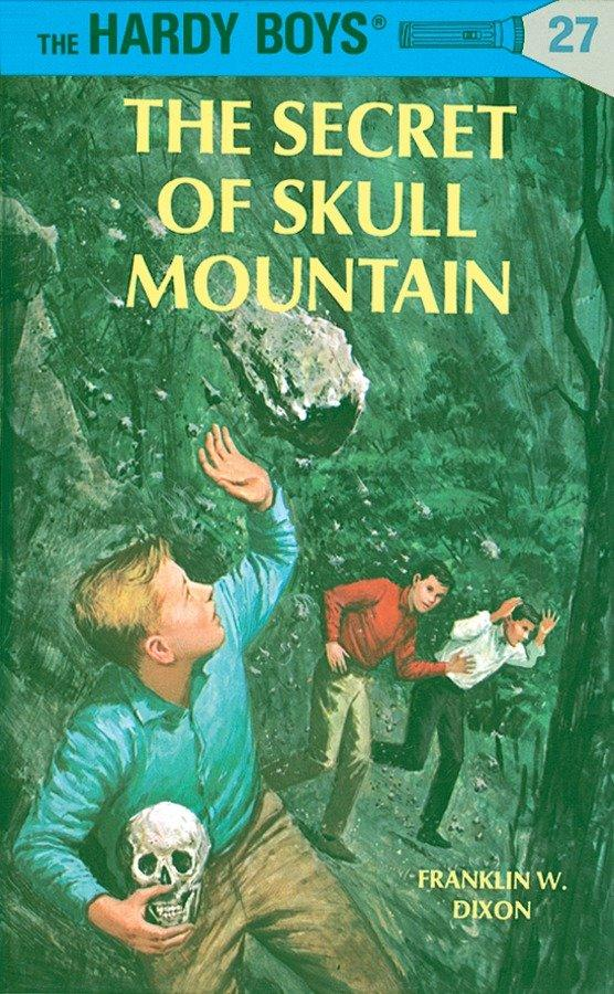 The Secret of Skull Mountain als Buch
