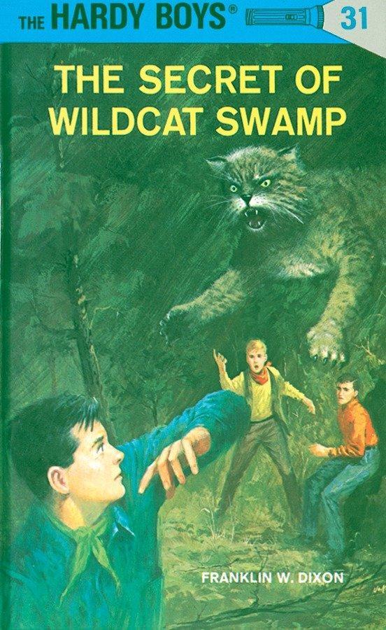 The Secret of Wildcat Swamp als Buch