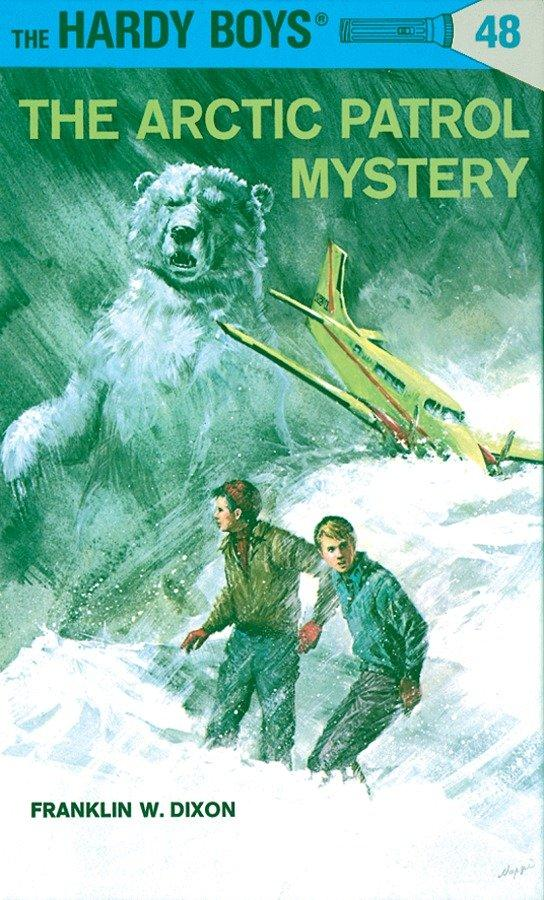The Arctic Patrol Mystery als Buch