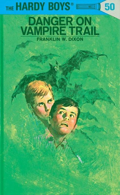Hardy Boys 50: Danger on Vampire Trail als Buch