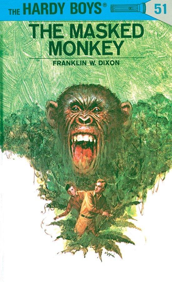 The Masked Monkey als Buch