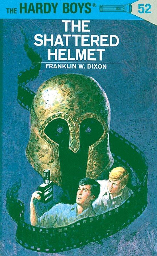 The Shattered Helmet als Buch