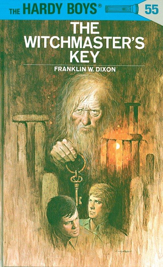 Hardy Boys 55: The Witchmaster's Key als Buch