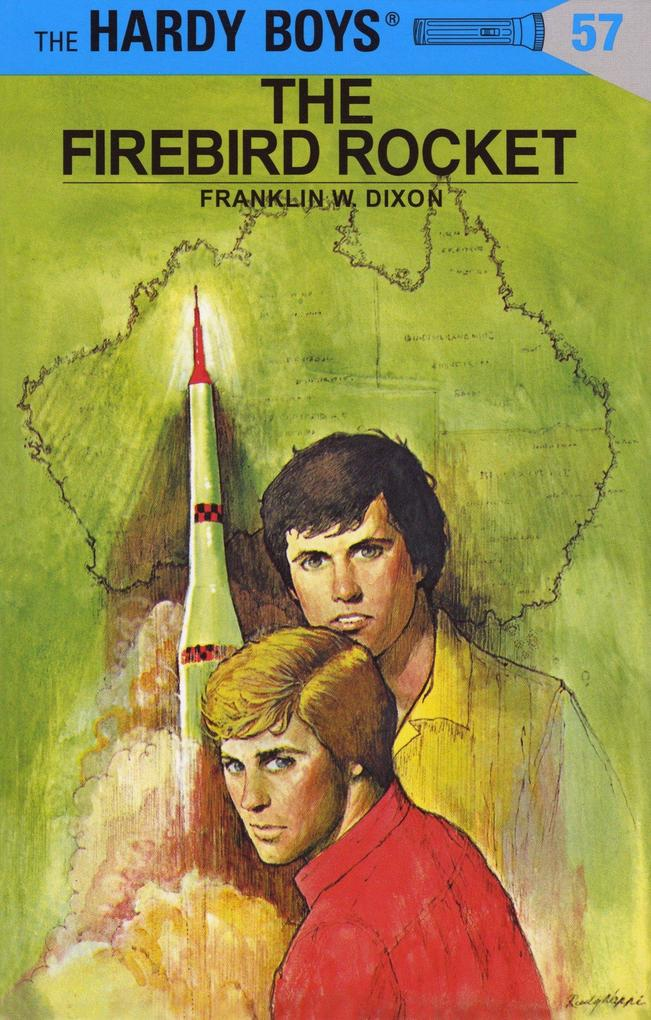 Hardy Boys 57: The Firebird Rocket als Buch