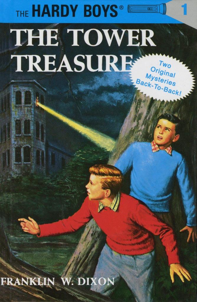 Hardy Boys Mystery Stories: The Tower Treasure #01/The House on the Cliff #02 als Buch