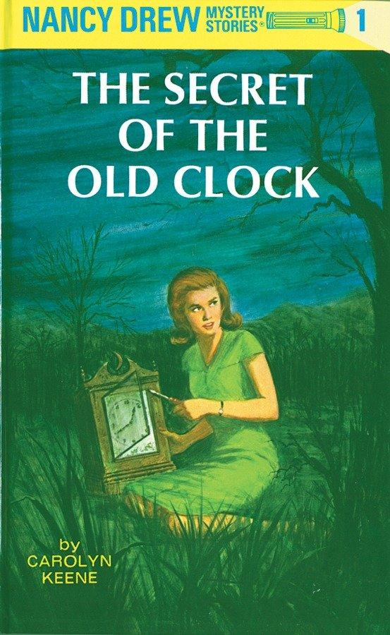 Nancy Drew 01: The Secret of the Old Clock als Buch