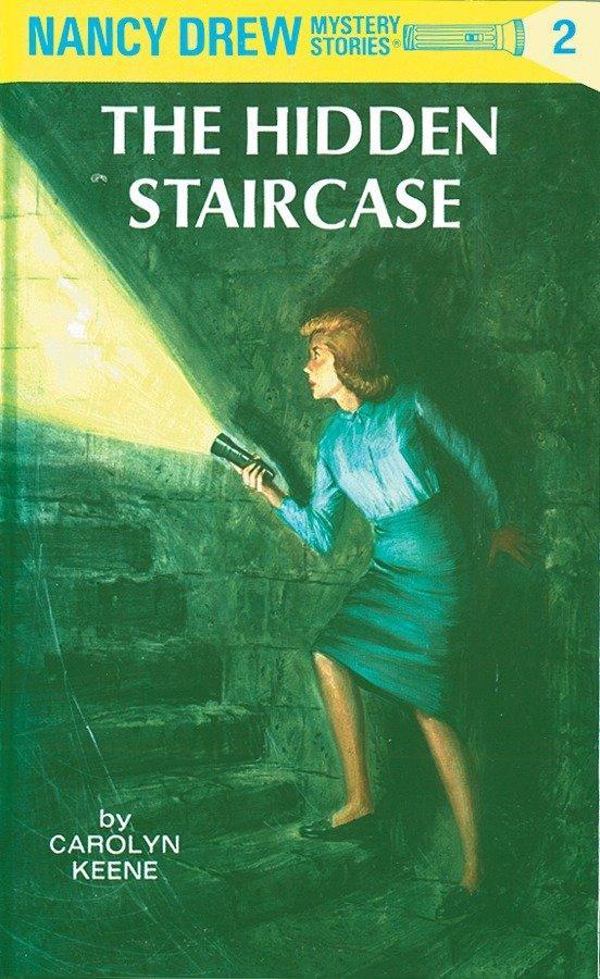 Nancy Drew 02: The Hidden Staircase als Buch