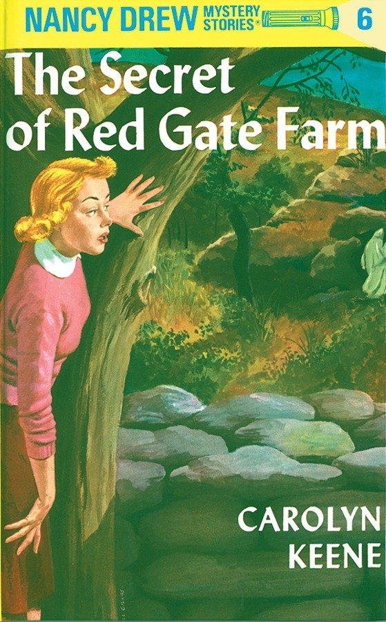 Nancy Drew 06: The Secret of Red Gate Farm als Buch