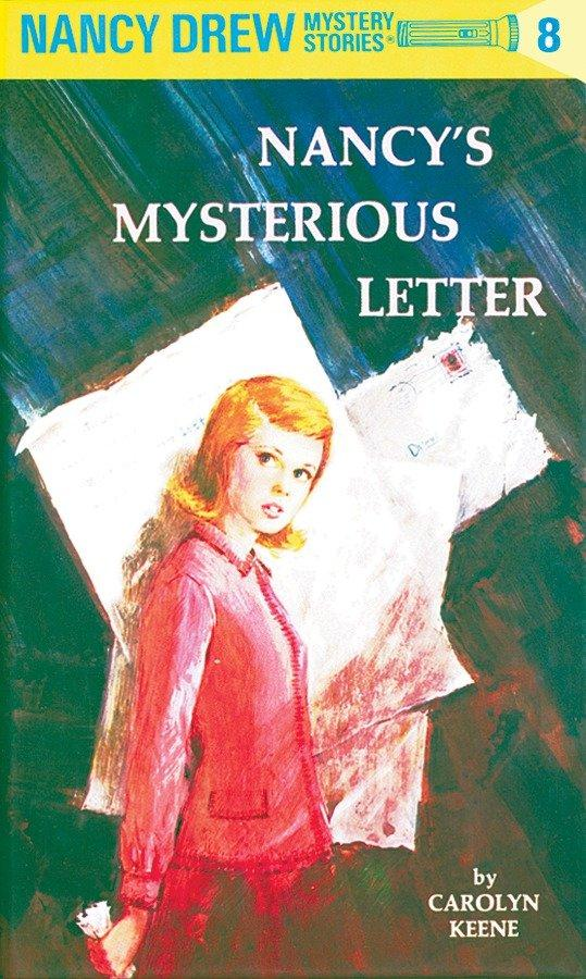 Nancy's Mysterious Letter als Buch