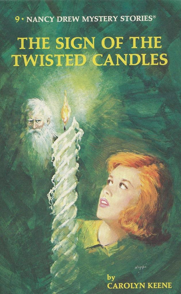 Nancy Drew 09: The Sign of the Twisted Candles als Buch