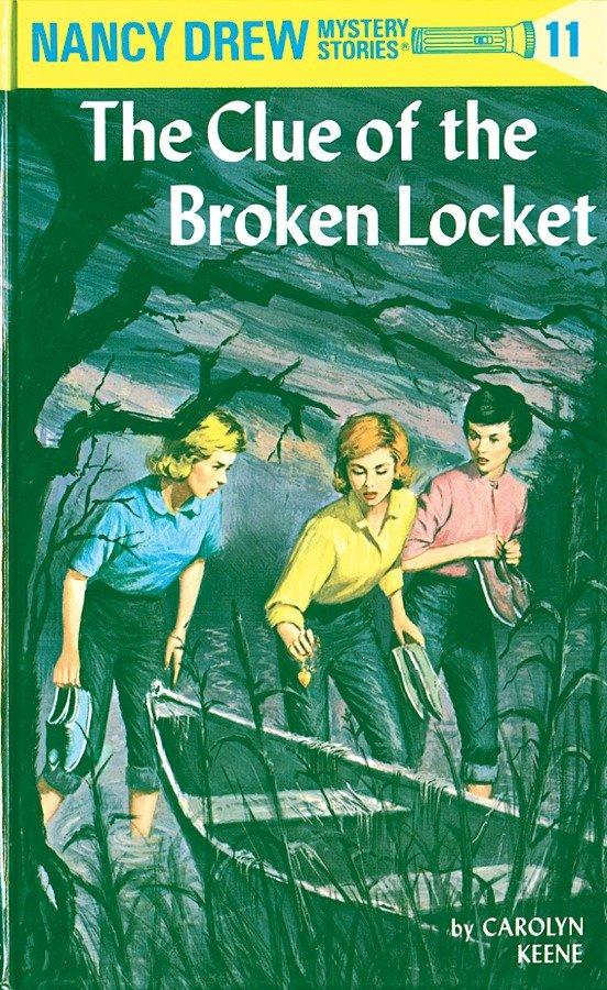 The Clue of the Broken Locket als Buch
