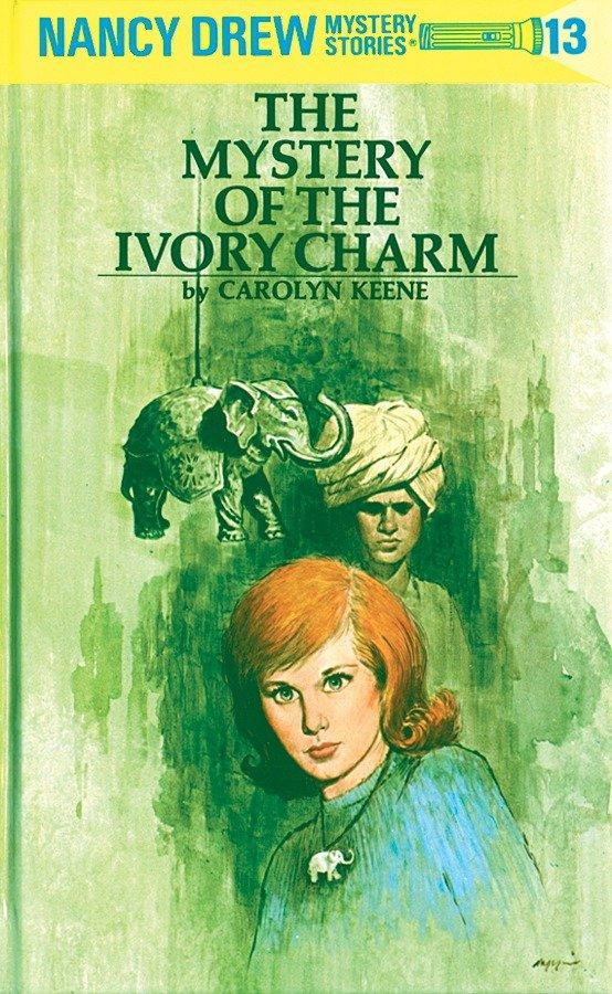 Nancy Drew 13: The Mystery of the Ivory Charm als Buch