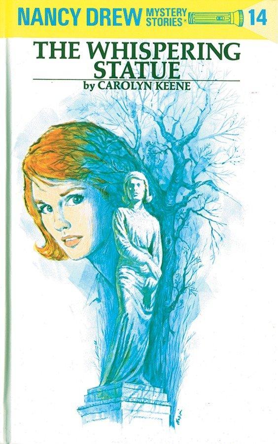 Nancy Drew 14: The Whispering Statue als Buch