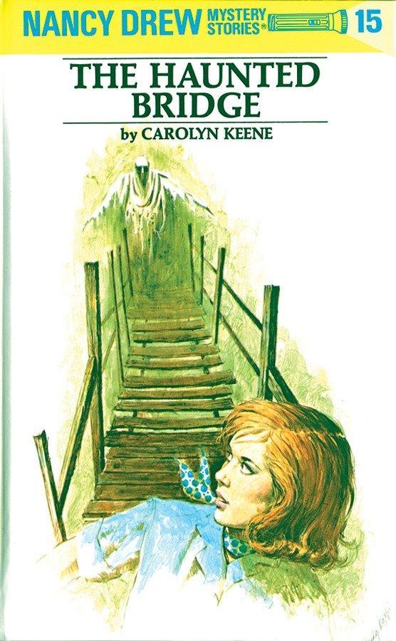 Nancy Drew 15: The Haunted Bridge als Buch