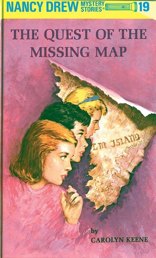 The Quest of the Missing Map als Buch