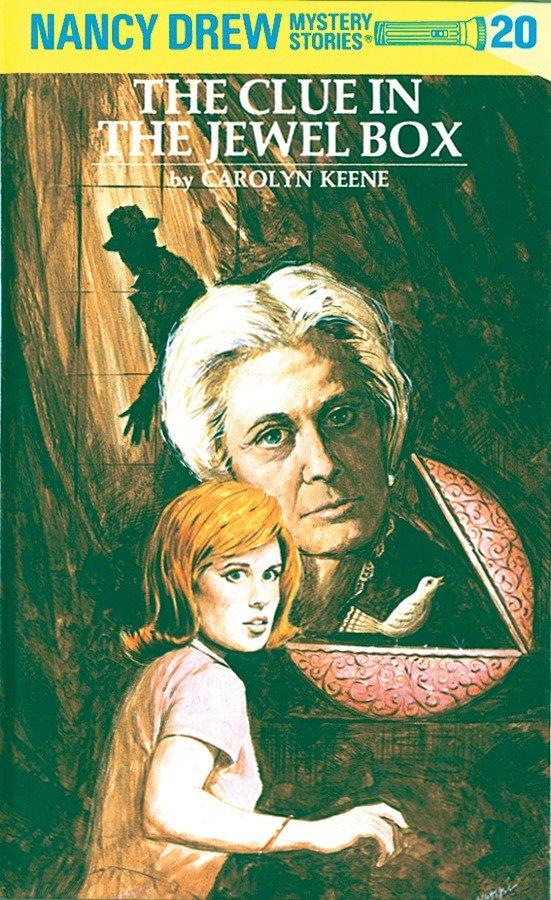 Nancy Drew 20: The Clue in the Jewel Box als Buch