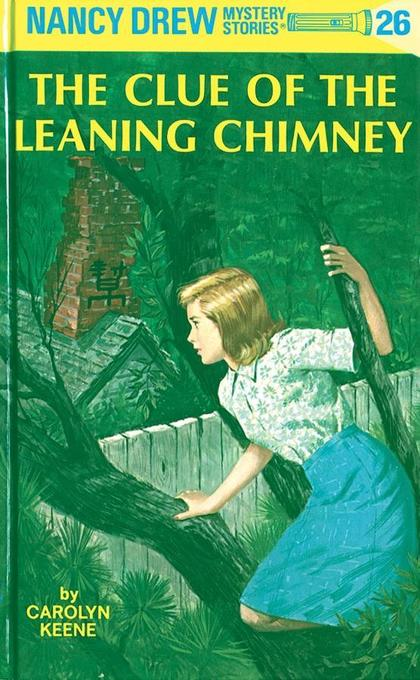 The Clue of the Leaning Chimney als Buch