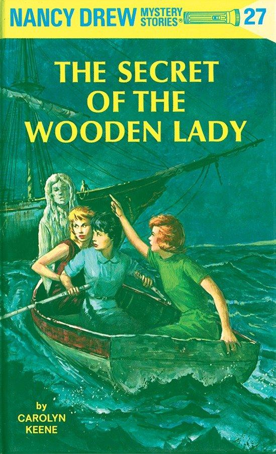 Nancy Drew 27: The Secret of the Wooden Lady als Buch