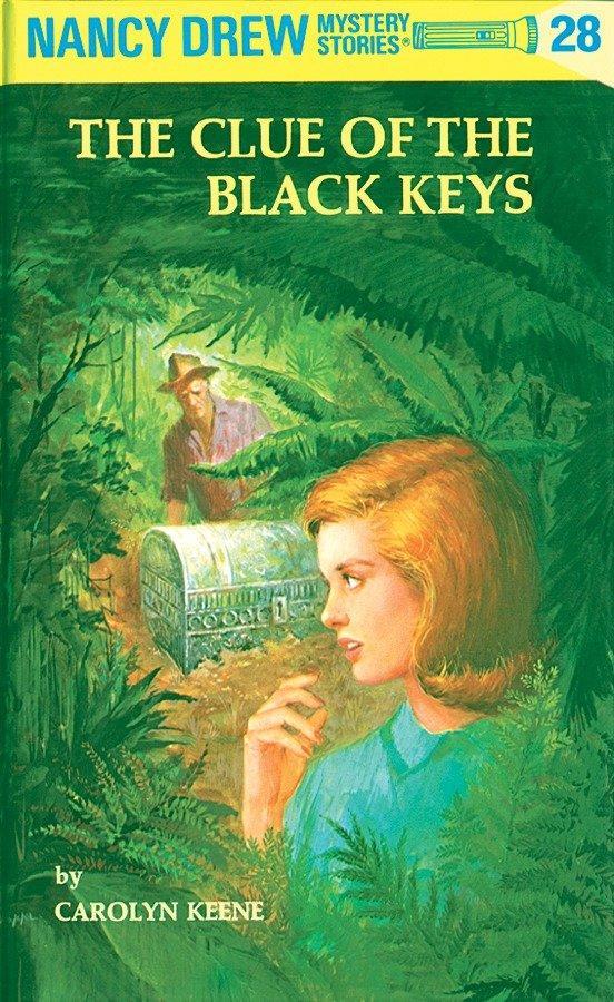 Nancy Drew 28: The Clue of the Black Keys als Buch