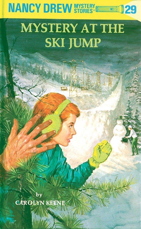 Nancy Drew 29: Mystery at the Ski Jump als Buch