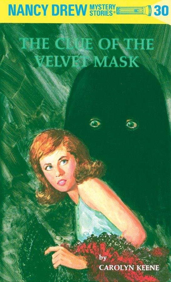 The Clue of the Velvet Mask als Buch (gebunden)