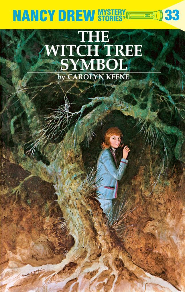 Nancy Drew 33: The Witch Tree Symbol als Buch