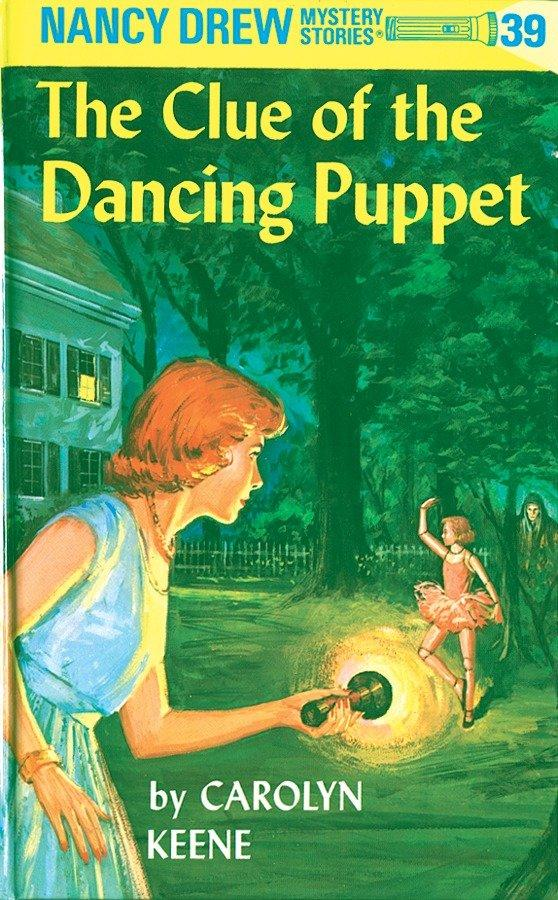 The Clue of the Dancing Puppet als Buch
