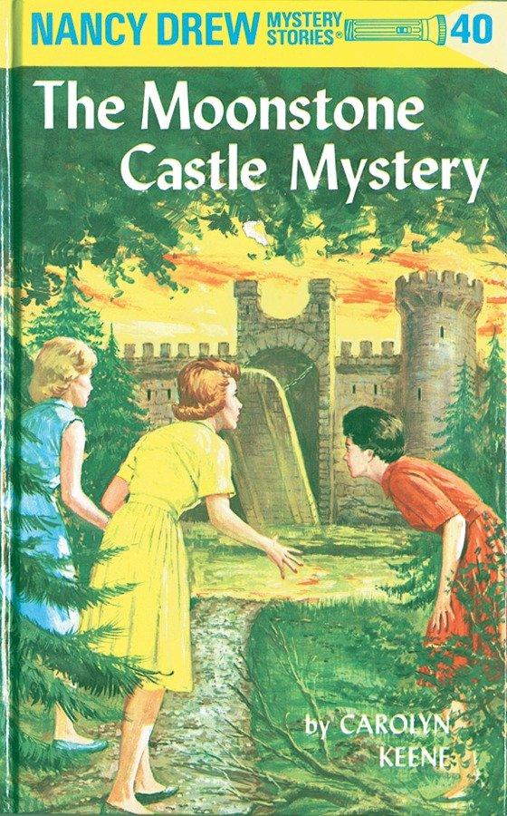 The Moonstone Castle Mystery als Buch