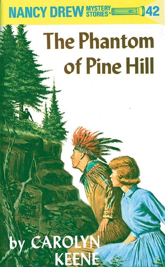 The Phantom of Pine Hill als Buch