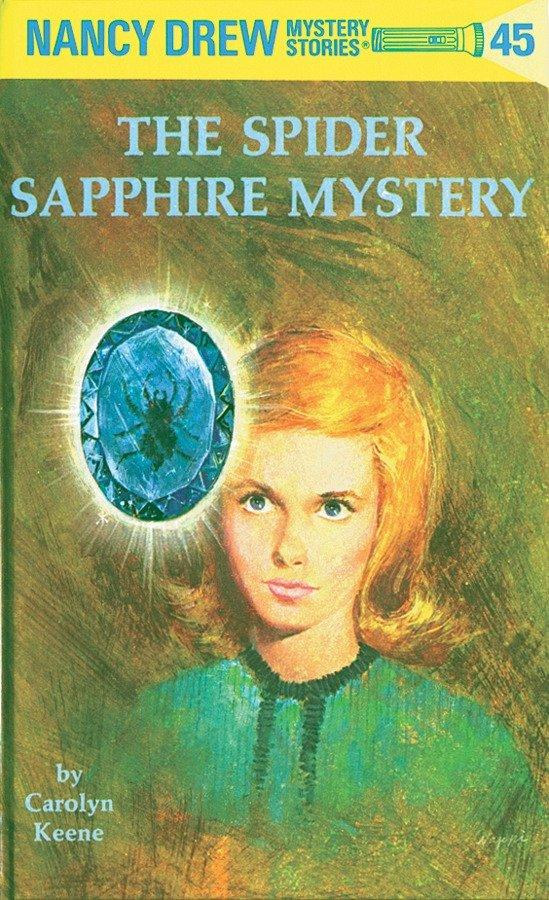 The Spider Sapphire Mystery als Buch