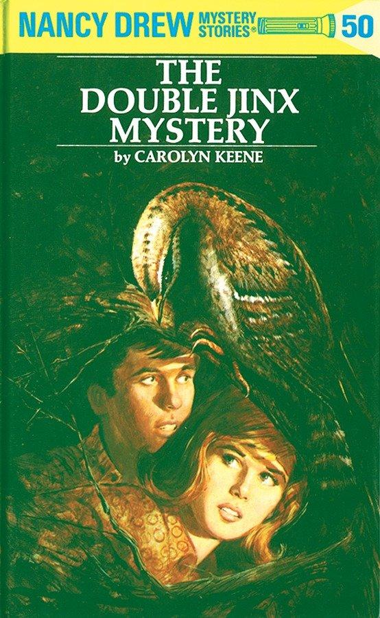 Nancy Drew 50: The Double Jinx Mystery als Buch