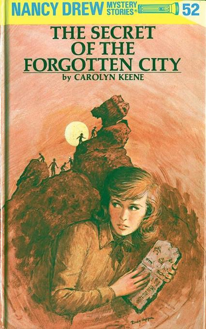 The Secret of the Forgotten City als Buch