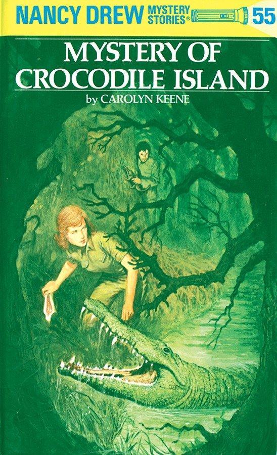 Mystery of Crocodile Island als Buch