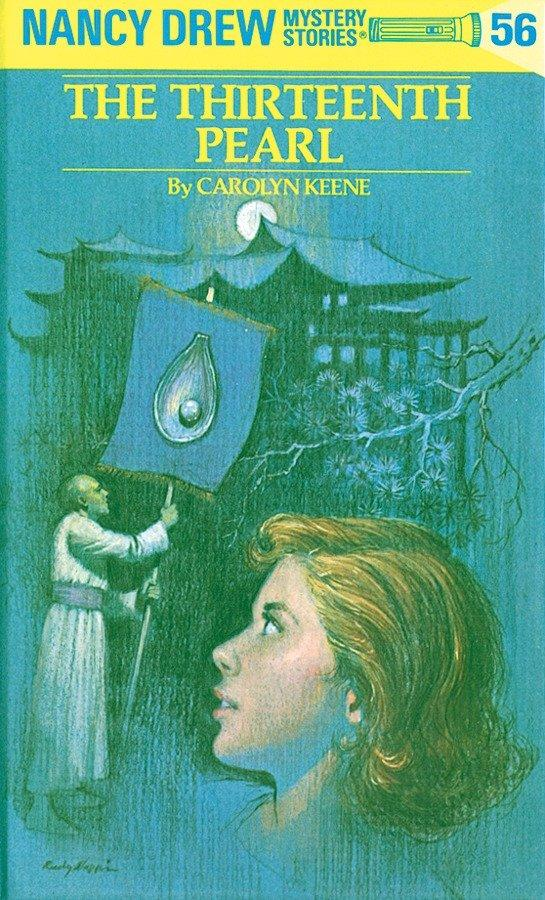 Nancy Drew 56: The Thirteenth Pearl als Buch