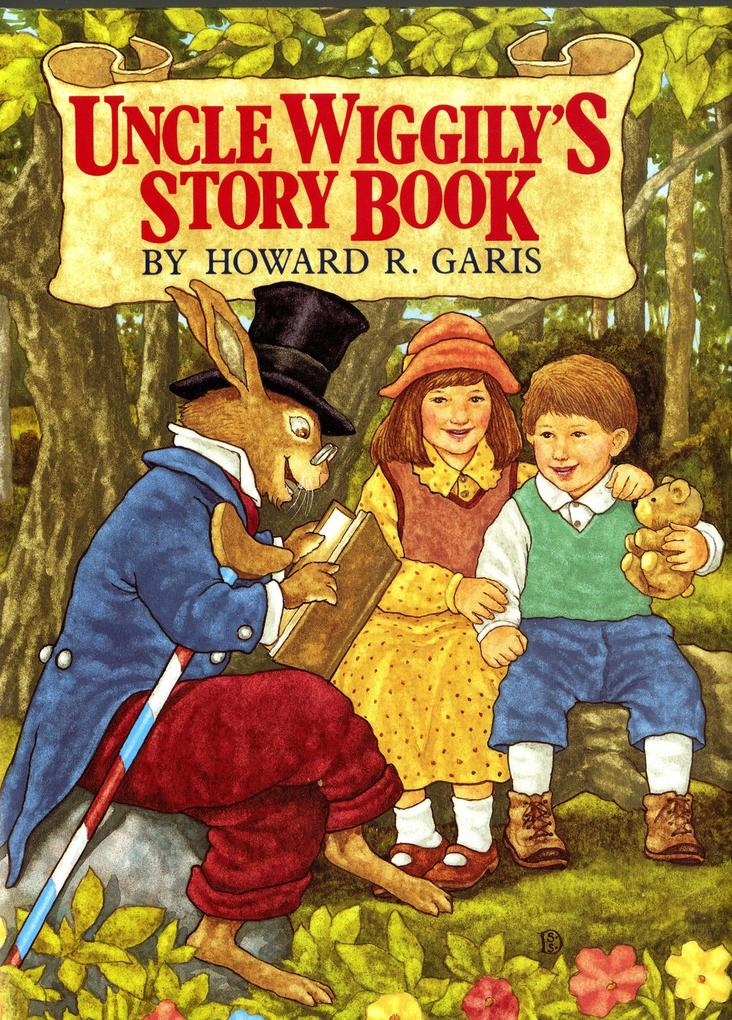 Uncle Wiggily's Story Book als Buch