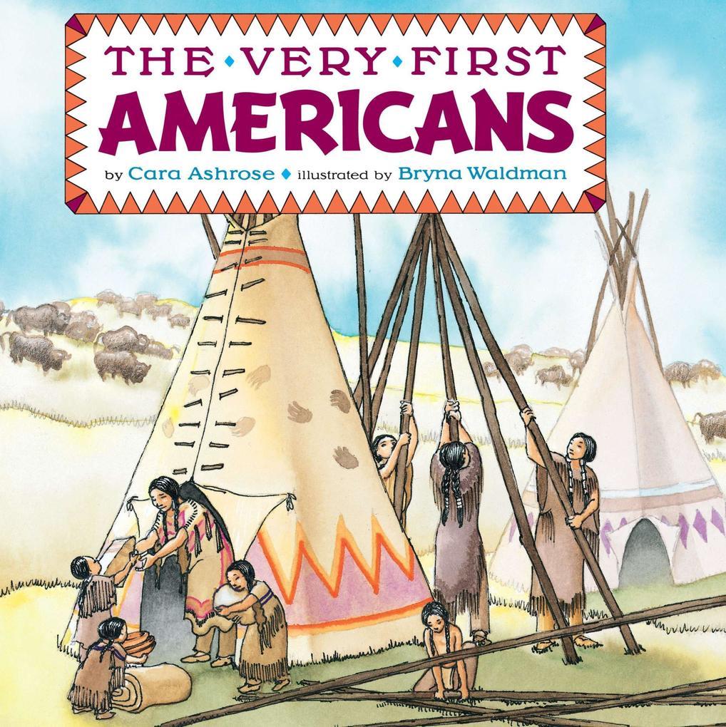 The Very First Americans als Taschenbuch