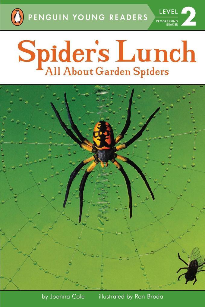 Spider's Lunch als Taschenbuch