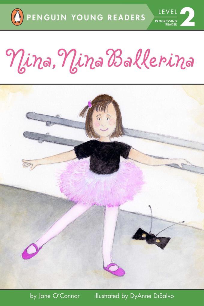 Nina, Nina Ballerina als Taschenbuch
