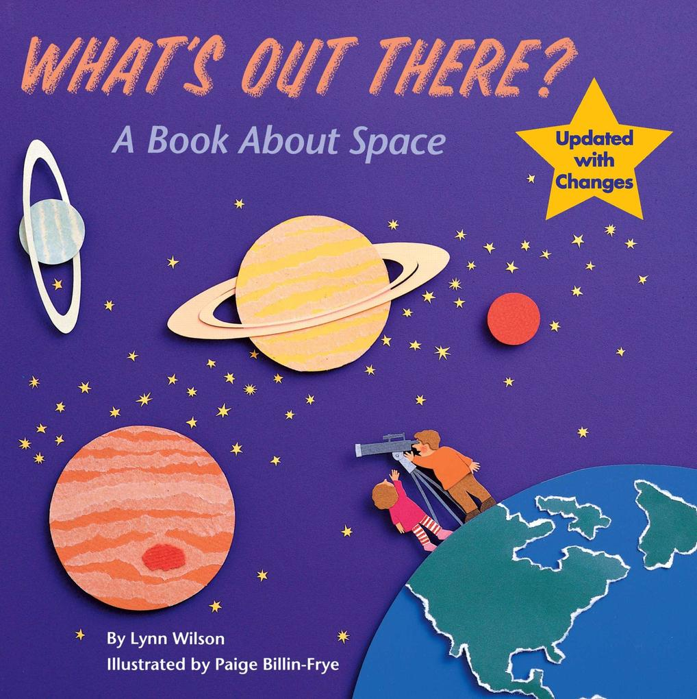 What's Out There?: A Book about Space als Taschenbuch