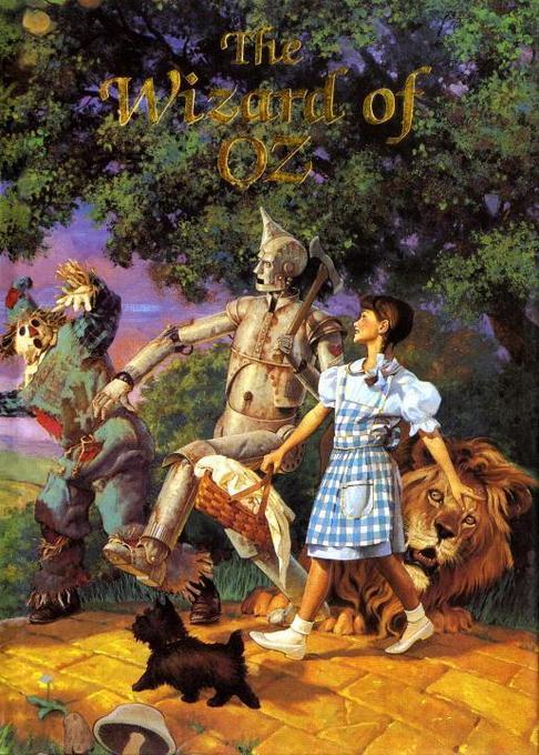 The Wizard of Oz als Buch