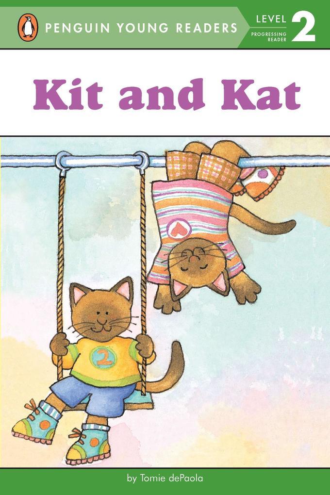 Kit and Kat als Taschenbuch