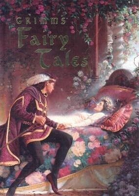 Grimms' Fairy Tales als Buch