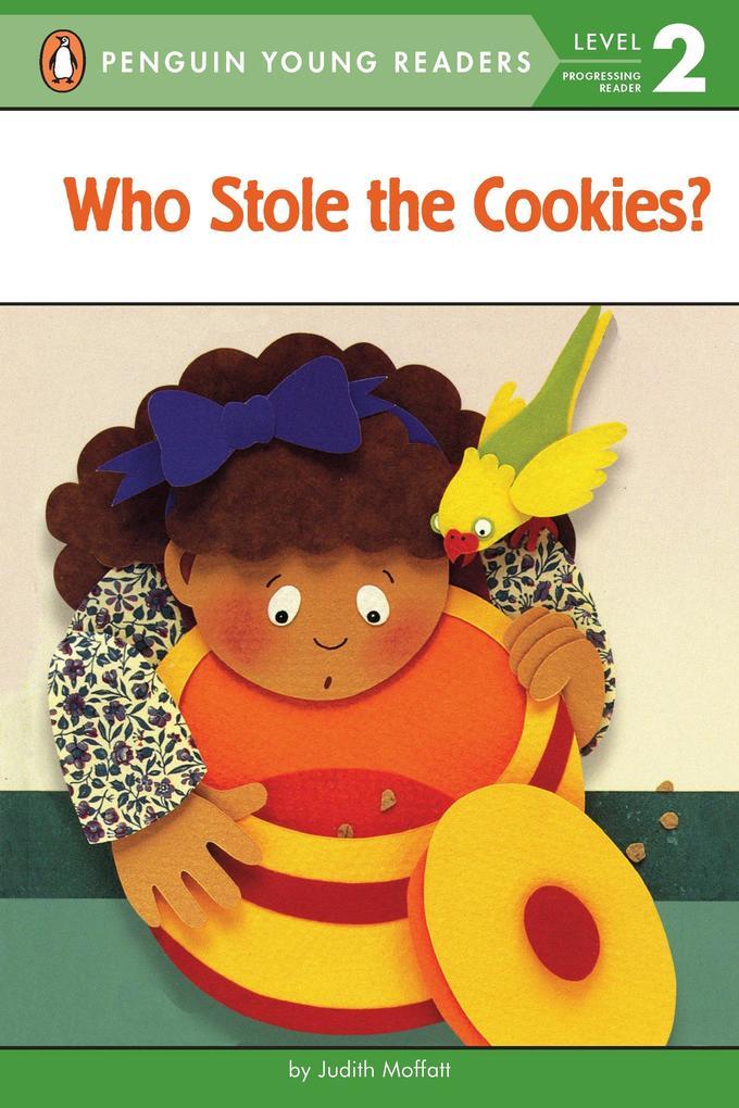 Who Stole the Cookies? als Taschenbuch