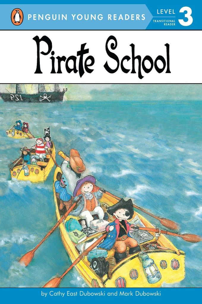 Pirate School als Taschenbuch