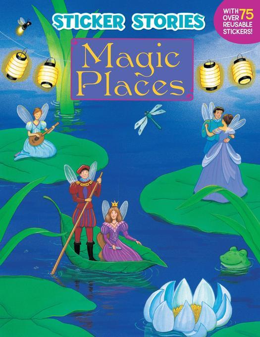 Magic Places als Taschenbuch