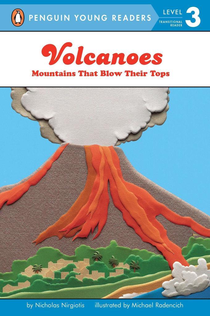 Volcanoes als Taschenbuch