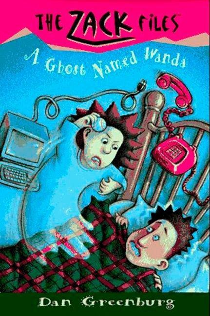 Zack Files 03: A Ghost Named Wanda als Taschenbuch
