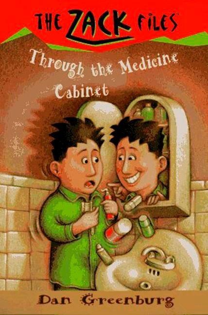 Zack Files 02: Through the Medicine Cabinet als Taschenbuch