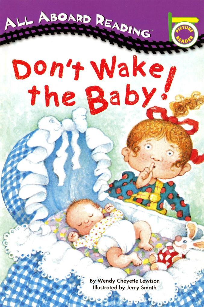 Don't Wake the Baby! als Taschenbuch